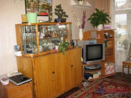 Комната в 2-комнатной квартире (62м2) на продажу по адресу Пестеля ул., 14— фото 8 из 13