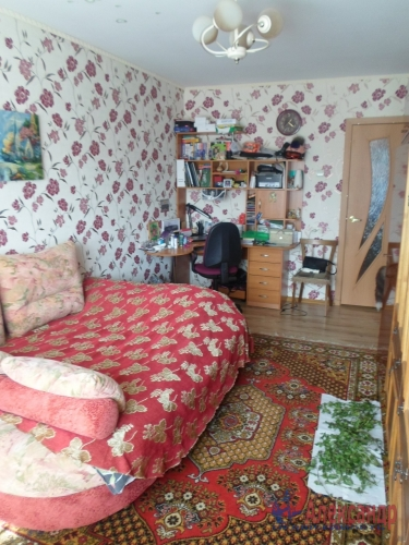 3-комнатная квартира (74м2) на продажу по адресу Снегиревка дер., Майская ул., 1— фото 9 из 38