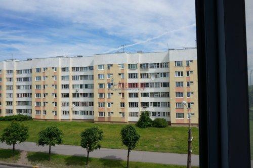 1-комнатная квартира (42м2) на продажу по адресу Пушкин г., Ленинградская ул., 46— фото 5 из 5