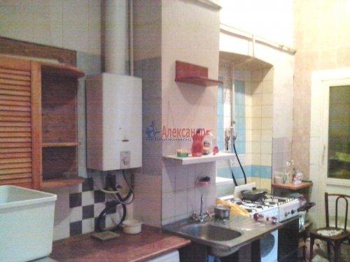 Комната в 5-комнатной квартире (116м2) на продажу по адресу Обводного канала наб., 57— фото 2 из 7