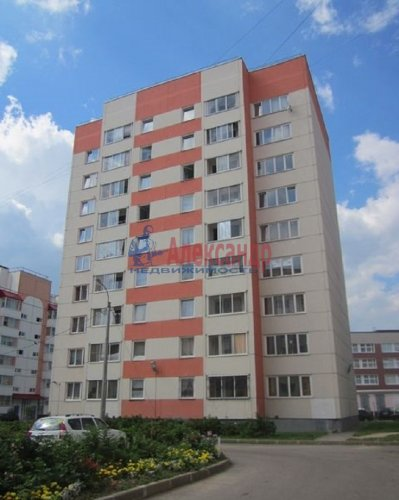 3-комнатная квартира (81м2) на продажу по адресу Красное Село г., Спирина ул., 5— фото 1 из 6