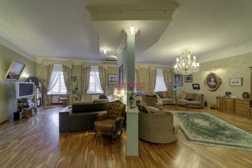 2-комнатная квартира (155м2) на продажу по адресу Садовая ул., 24— фото 7 из 22