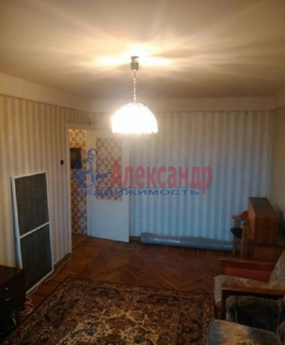 2-комнатная квартира (46м2) на продажу по адресу Большая Пороховская ул., 45— фото 4 из 12