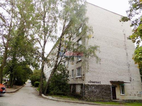 1-комнатная квартира (29м2) на продажу по адресу Выборг г., Приморская ул., 6— фото 1 из 14