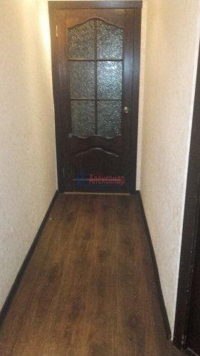 2-комнатная квартира (43м2) на продажу по адресу Петергоф г., Разведчиков бул., 16— фото 20 из 24