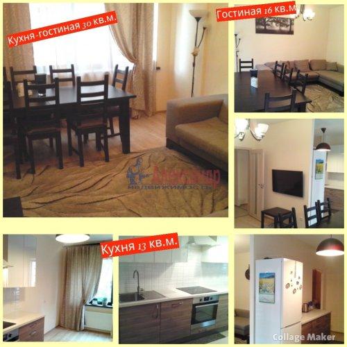 3-комнатная квартира (81м2) на продажу по адресу Мурино пос., Менделеева бул., 7— фото 2 из 28