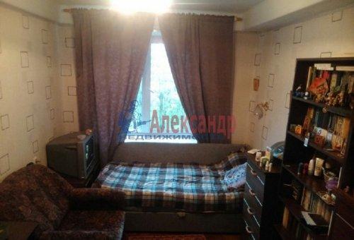 2-комнатная квартира (46м2) на продажу по адресу Большая Пороховская ул., 45— фото 5 из 12