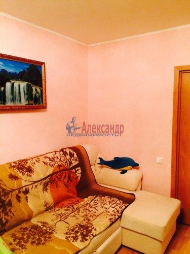 2-комнатная квартира (50м2) на продажу по адресу Пушкин г., Ростовская ул., 4— фото 5 из 16