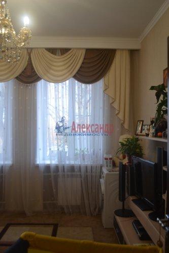2-комнатная квартира (54м2) на продажу по адресу Стрельна г., Слободская ул., 4— фото 9 из 20
