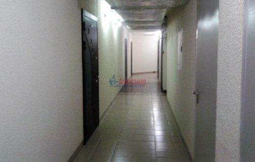 1-комнатная квартира (37м2) на продажу по адресу Мурино пос., Новая ул., 7— фото 12 из 20
