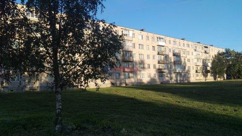 2-комнатная квартира (44м2) на продажу по адресу Гостилицы дер., Школьная ул., 6— фото 1 из 8
