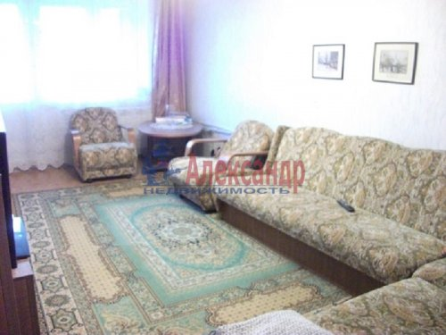 3-комнатная квартира (80м2) на продажу по адресу Шуваловский пр., 51— фото 3 из 9