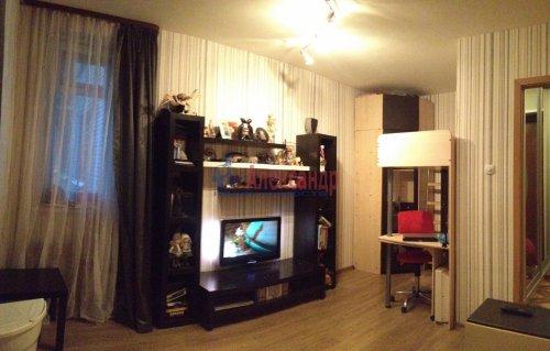 1-комнатная квартира (33м2) на продажу по адресу Белградская ул., 18— фото 2 из 5