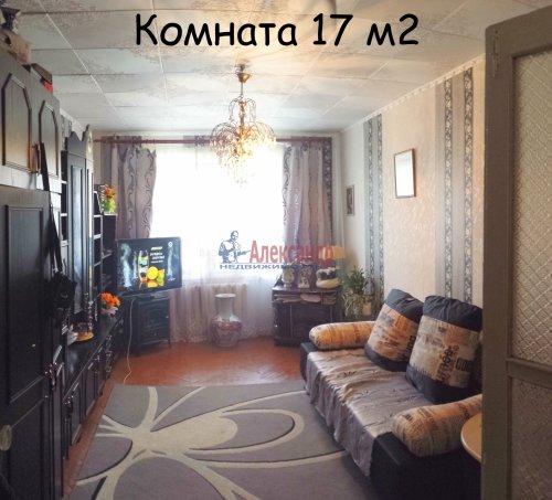 3-комнатная квартира (64м2) на продажу по адресу Выборг г., 75— фото 5 из 15