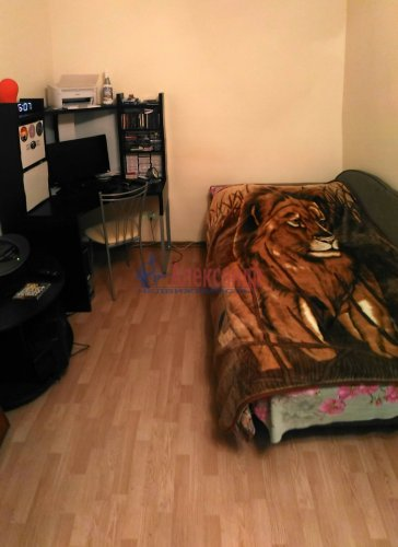 1-комнатная квартира (47м2) на продажу по адресу Новое Девяткино дер., Арсенальная ул., 2— фото 11 из 16