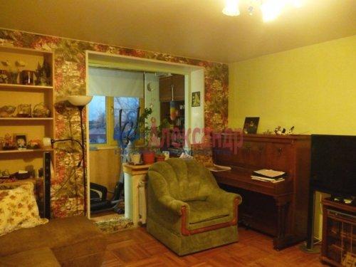 2-комнатная квартира (48м2) на продажу по адресу Всеволожск г., Плоткина ул., 15— фото 5 из 12