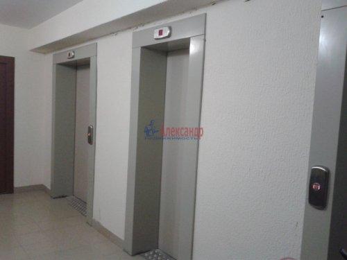 1-комнатная квартира (37м2) на продажу по адресу Мурино пос., Новая ул., 7— фото 13 из 20