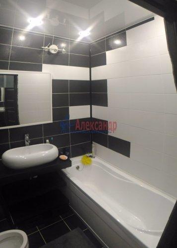 1-комнатная квартира (36м2) на продажу по адресу Мурино пос., Новая ул., 7— фото 10 из 18