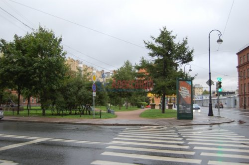 Комната в 4-комнатной квартире (92м2) на продажу по адресу Гаванская ул., 2— фото 16 из 16