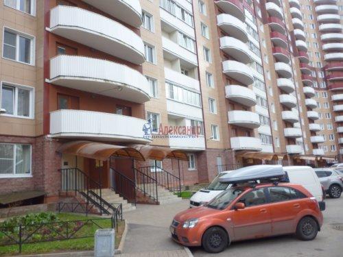 2-комнатная квартира (67м2) на продажу по адресу Вавиловых ул., 7— фото 2 из 5