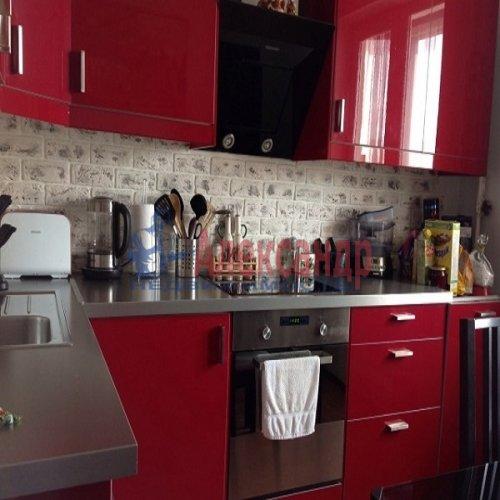 1-комнатная квартира (41м2) на продажу по адресу Косыгина пр., 34— фото 1 из 19