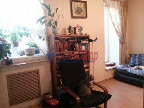 1-комнатная квартира (38м2) на продажу по адресу Обуховской Обороны пр., 289— фото 7 из 11