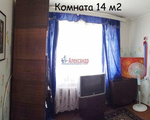 3-комнатная квартира (64м2) на продажу по адресу Выборг г., 75— фото 7 из 15