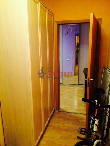 2-комнатная квартира (50м2) на продажу по адресу Пушкин г., Ростовская ул., 4— фото 9 из 16