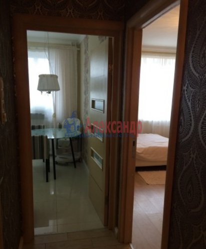 1-комнатная квартира (36м2) на продажу по адресу Бутлерова ул., 40— фото 12 из 18