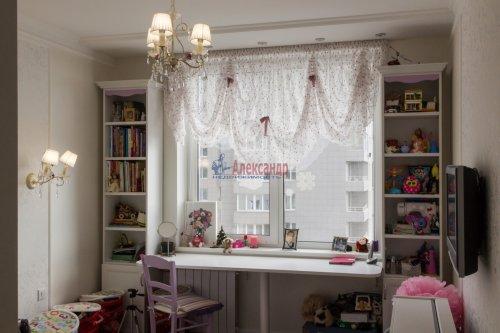 3-комнатная квартира (113м2) на продажу по адресу Выборгское шос., 15— фото 13 из 22
