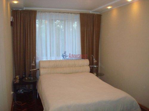 2-комнатная квартира (51м2) на продажу по адресу Пушкин г., Генерала Хазова ул., 5— фото 1 из 4