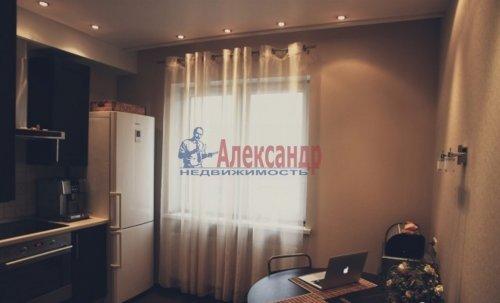 1-комнатная квартира (50м2) на продажу по адресу Науки пр., 17— фото 5 из 10