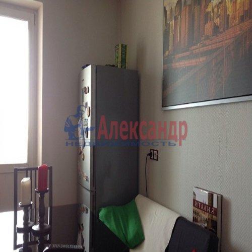 1-комнатная квартира (41м2) на продажу по адресу Косыгина пр., 34— фото 3 из 19