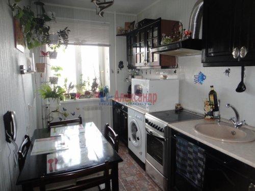 1-комнатная квартира (46м2) на продажу по адресу Канонерский о-в, 8— фото 1 из 9