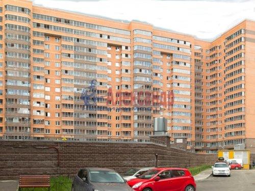 1-комнатная квартира (37м2) на продажу по адресу Металлострой пос., Полевая ул., 9— фото 1 из 3