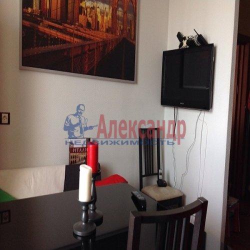 1-комнатная квартира (41м2) на продажу по адресу Косыгина пр., 34— фото 4 из 19