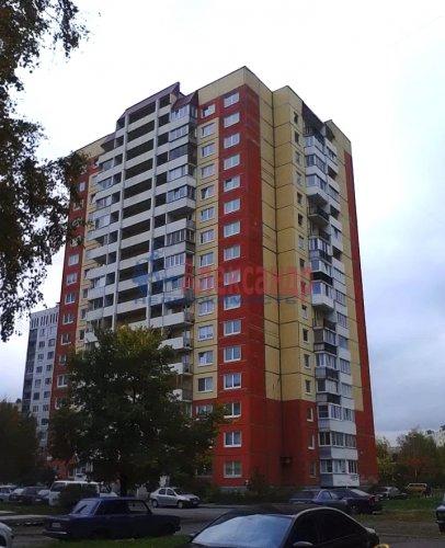 1-комнатная квартира (40м2) на продажу по адресу Чудновского ул., 6— фото 1 из 13