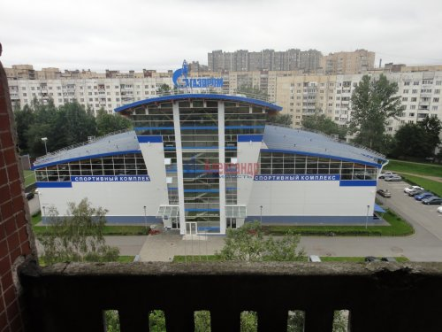 3-комнатная квартира (57м2) на продажу по адресу Асафьева ул., 10— фото 2 из 15