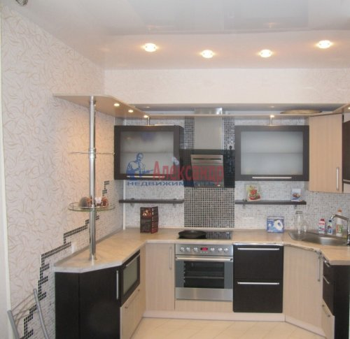 2-комнатная квартира (60м2) на продажу по адресу Вяртсиля пгт., Мира ул., 4— фото 18 из 26