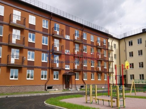1-комнатная квартира (29м2) на продажу по адресу Щеглово пос., 82— фото 9 из 29