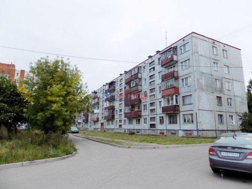 1-комнатная квартира (30м2) на продажу по адресу Выборг г., Ленинградское шос., 37— фото 13 из 13