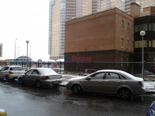 1-комнатная квартира (37м2) на продажу по адресу Мурино пос., Новая ул., 7— фото 15 из 20
