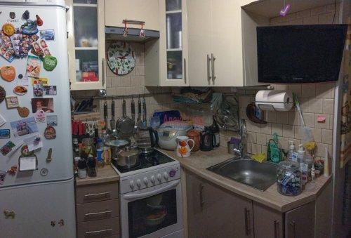 1-комнатная квартира (33м2) на продажу по адресу Поэтический бул., 13— фото 3 из 10