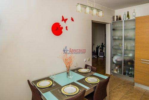 3-комнатная квартира (145м2) на продажу по адресу Коломяжский пр., 20— фото 26 из 33