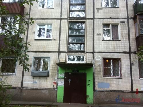 2-комнатная квартира (45м2) на продажу по адресу Маршала Блюхера пр., 63— фото 10 из 10
