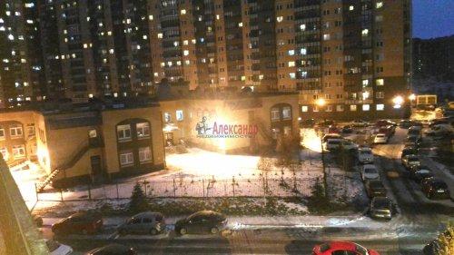 1-комнатная квартира (47м2) на продажу по адресу Новое Девяткино дер., Арсенальная ул., 2— фото 2 из 16
