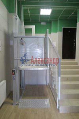 1-комнатная квартира (43м2) на продажу по адресу Сертолово-2 пос., Мира ул., 13— фото 3 из 17