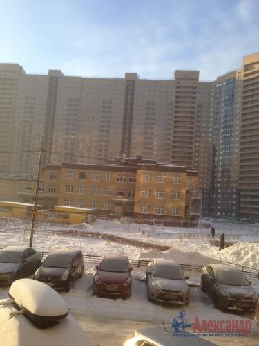 1-комнатная квартира (38м2) на продажу по адресу Парголово пос., Федора Абрамова ул., 20— фото 1 из 3