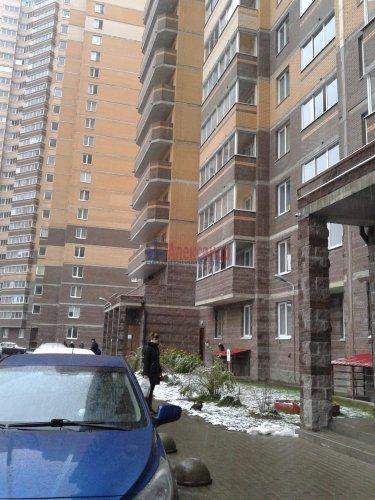 1-комнатная квартира (37м2) на продажу по адресу Мурино пос., Новая ул., 7— фото 16 из 20