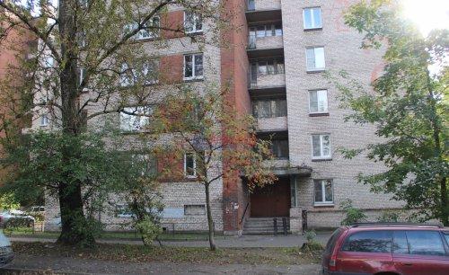 1-комнатная квартира (36м2) на продажу по адресу Кибальчича ул., 4— фото 9 из 10